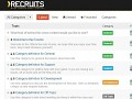 Recruits - Discourse Forums
