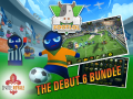FootLOL is featured in The Debut 6 Bundle on IndieRoyale!