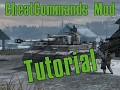 CoH2 wont launch with CheatCommands Mod [Outdated]