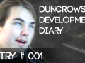 "Entry #001 – Duncrows Development Diary [HD] – ""The Piano & Indie Statik"""