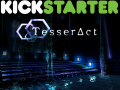 TesserAct, physics based platformer on Kickstarter!