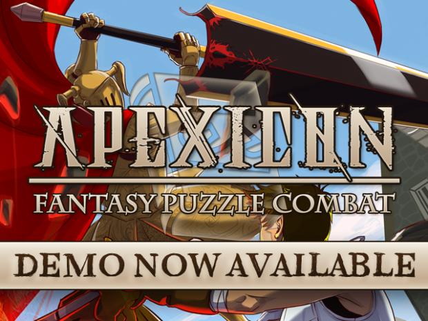 Apexicon Demo Now Available!