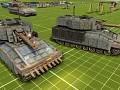 Tanks, tanks and more tanks