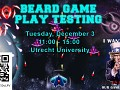 Play Testing and Development Live-streaming