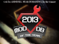 Moty 2013 - Mod of The Year