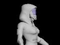 Tali Face Mod, Alternate Uniform