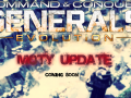 [ Generals Evolution ] RC2 MOTY Update