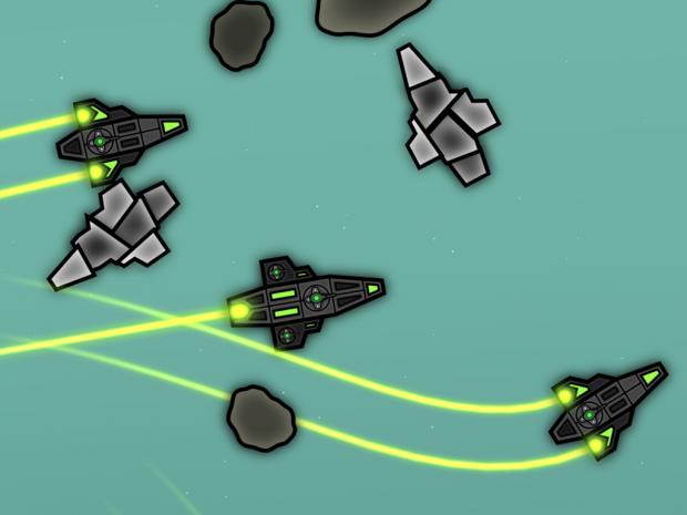 Galaxial: Fleet Leaders