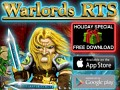 Warlords RTS - FREE Holidays giveaway!