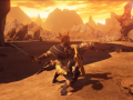 Second gameplay video of Skara