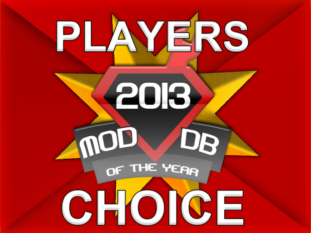 Mod of The Year 2013