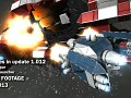 Update 01.012.002 - Small Ship Gatling Gun & Rocket Launcher