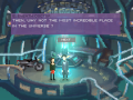 Doctor Who : Screens, Audio and the story of a MiniGame