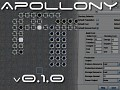 Apollony v0.1.0a (Alpha) Released