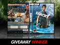 Far Cry 3 : Giveaway #1 Winner