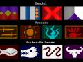 Ultima Ratio Regum procedural flag generation