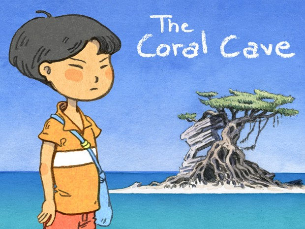 The Coral Cave - How we make a game in watercolor