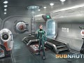 Subnautica Concept Art: Interior Sketch