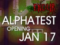 Upcoming alpha test