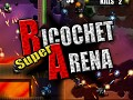 Super Ricochet Arena Comming January 10!