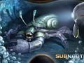 Subnautica Concept Art: Cave Thing