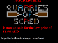 Quarries of Scred - Now available on Itch.io (And on Sale)