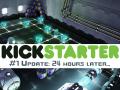 [Kickstarter update #1] 24 hours later...