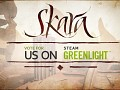 Skara is now on steam greenlight!