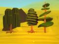 GIFs and Screenshots, developing Mercury Shift 3D