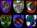 Procedural Coats of Arms, Part 1