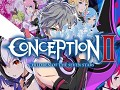 Conception RPG series debuts in Europe this year.