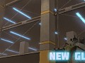New glow shader