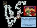 Open World Doom mod adding all Ultimate Doom levels as 1 single level