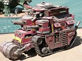 Ork Battlefortress - da big gunz