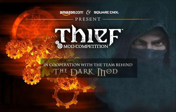 Square Enix and Amazon.com announce Thief Mod Contest!