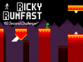 Ricky Runfast! Free on Google Play!