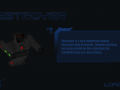 Instructions Enemy - Destroyer