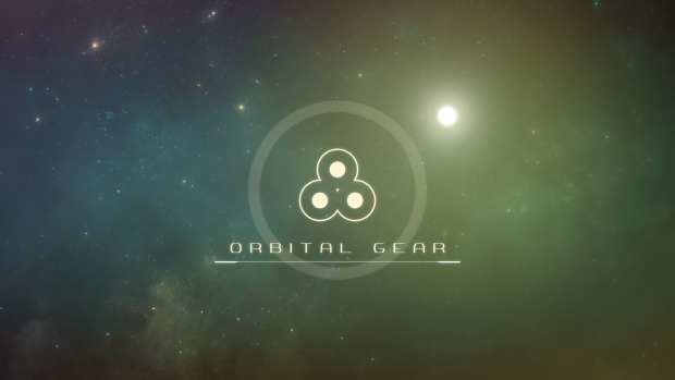 Nailgun in Orbital Gear