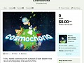 Cosmochoria - April Kickstarter!