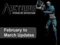 APG February - March Update