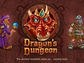Dragon's dungeon (Roguelike/RPG) - hero ring and guide