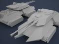 """8H """"Apocalypse"""" class breakthrough tank"""