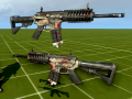 Weapon reskins, player model changes and more....