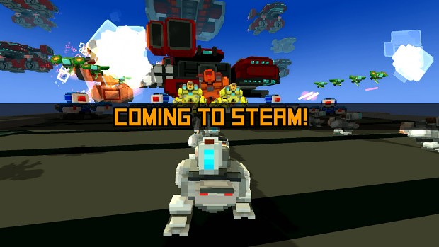 Spark Rising Greenlit on Steam - Showcased at GDC