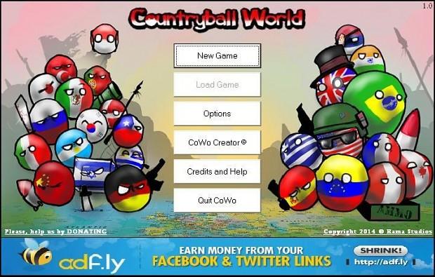 Countryball World