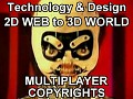 Tech & Design: 3D Web, Multiplayer, and Legalities
