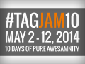 The Arbitrary Gamejam 10: May 2 - 12 (Ten days of indiedev awesamnity)