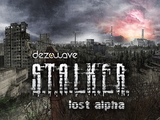 S.T.A.L.K.E.R. Lost Alpha Released