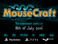 MouseCraft - Release Date and Platforms Announcement