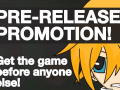 Small Chronicles Pre-release promotion!